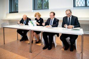 Representatives of cooperating organizations; Photo by Klaus Ranger (www.klausranger.at)