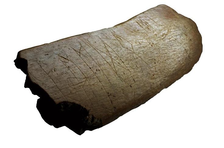 Nejstarší nález písma u Slovanů