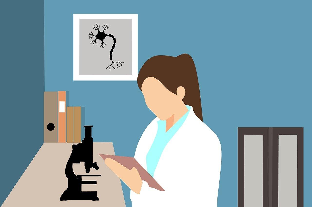 vědkyně