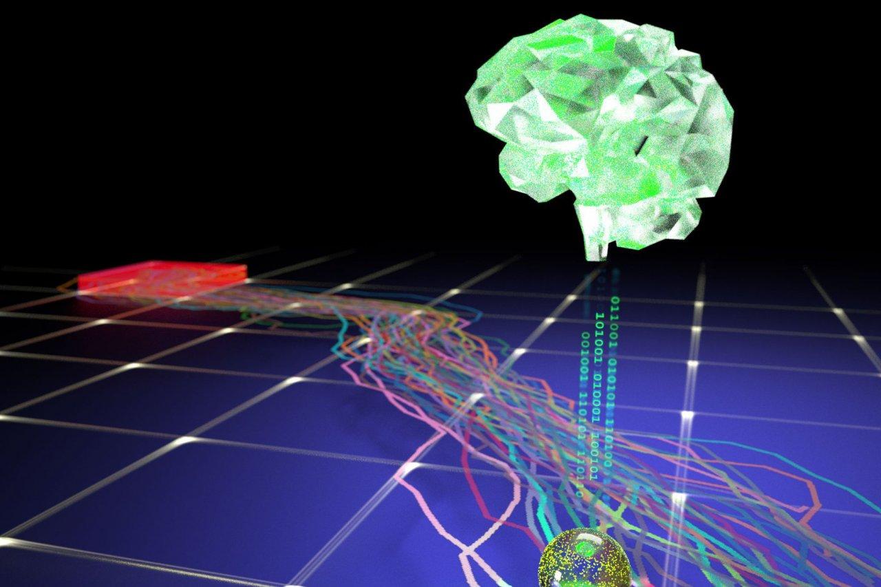 Další krok na cestě k vývoji autonomních nanobotů