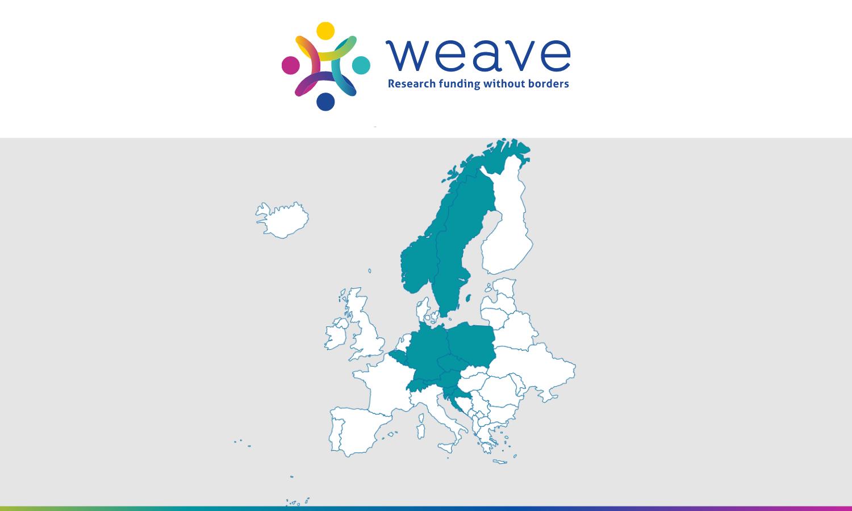 Weave - mapa